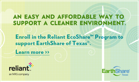 Reliant EcoShare--An easy and affordable way to support a cleaner environment.